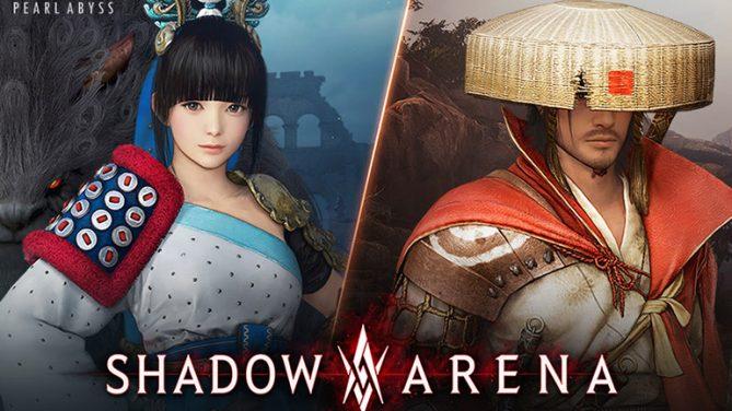 5 Kahraman Gelişmiş Yetenek ve Becerileriyle Shadow Arena'ya Dönüyor