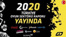 2020 Türkiye Oyun Sektörü Raporu Yayımlandı