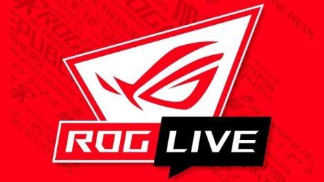 ASUS Republic of Gamers, ROG Live 2021 Etkinliğini Duyurdu