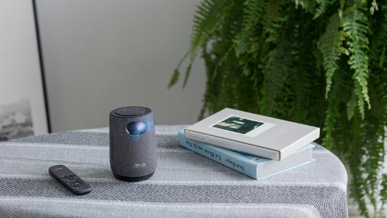 ASUS, Yeni Taşınabilir Projektörü ZenBeam Latte L1'i Duyurdu