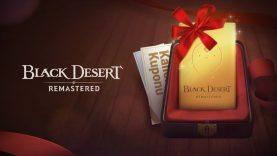 Black Desert Türkiye&MENA'da Bayram Kutlamaları Devam Ediyor