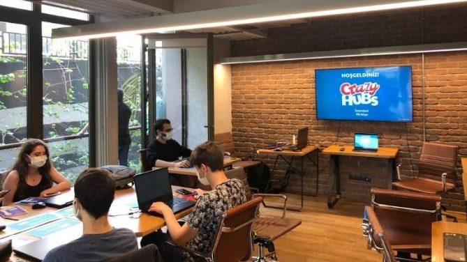 CrazyHubs İstanbul, Yıllık 2.5 Milyon TL Yatırım ile Açıldı