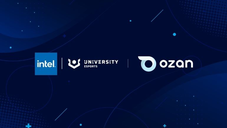 Ozan SuperApp Intel University Esports Türkiye'nin 100.000 TL'lik Ödül Sponsoru Oldu