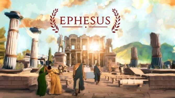 Yerli Oyun Geliştiricisi The Pack Studios, İlk Oyunu Ephesus ile Steam Next Fest'te