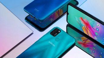 Infinix Türkiye'de Üretilen İlk Yerli Cihazı Şık ve Son Moda SMART 5'i Piyasaya Sürüyor