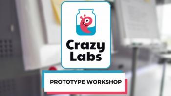 CrazyLabs'in Prototip Atölyesi