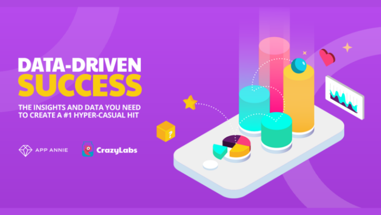 App Annie ve CrazyLabs'ın Hyper-Casual Geliştirici Yarışması 300 bin Dolar Dağıtıyor