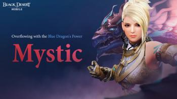 Yeni Mystic Sınıfı Black Desert Mobile'a Geldi
