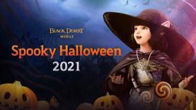 Cadılar Bayramı Etkinlikleri Şimdi Black Desert Mobile'da